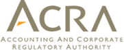 The Accounting and Corporate Regulatory Authority (ACRA)